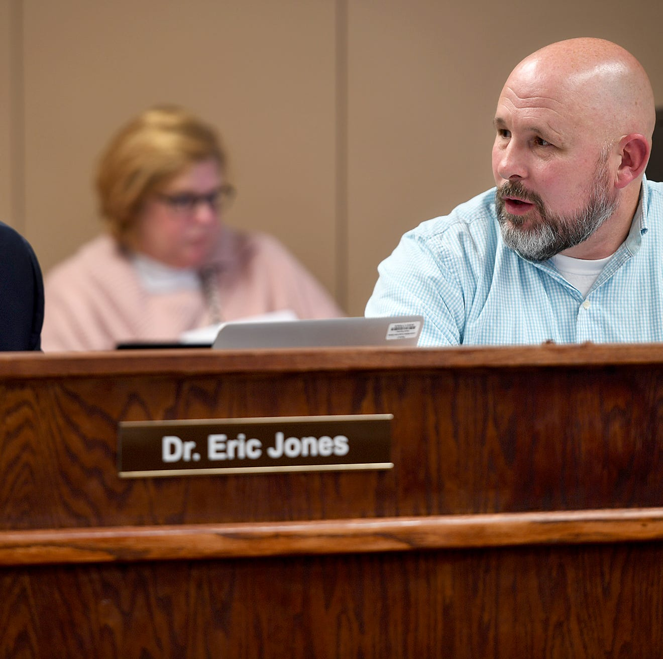 JMCSS board approves Jones' plan