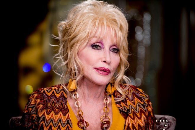Dolly Parton has a full slate next year with a Netflix series, upcoming movies, a Dollywood expansion and being honored as the MusiCares Person of the Year.