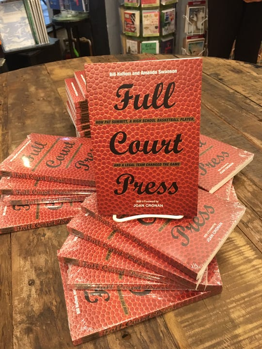 "Anyone who's interested in women's basketball will value ""Full Court Press."""