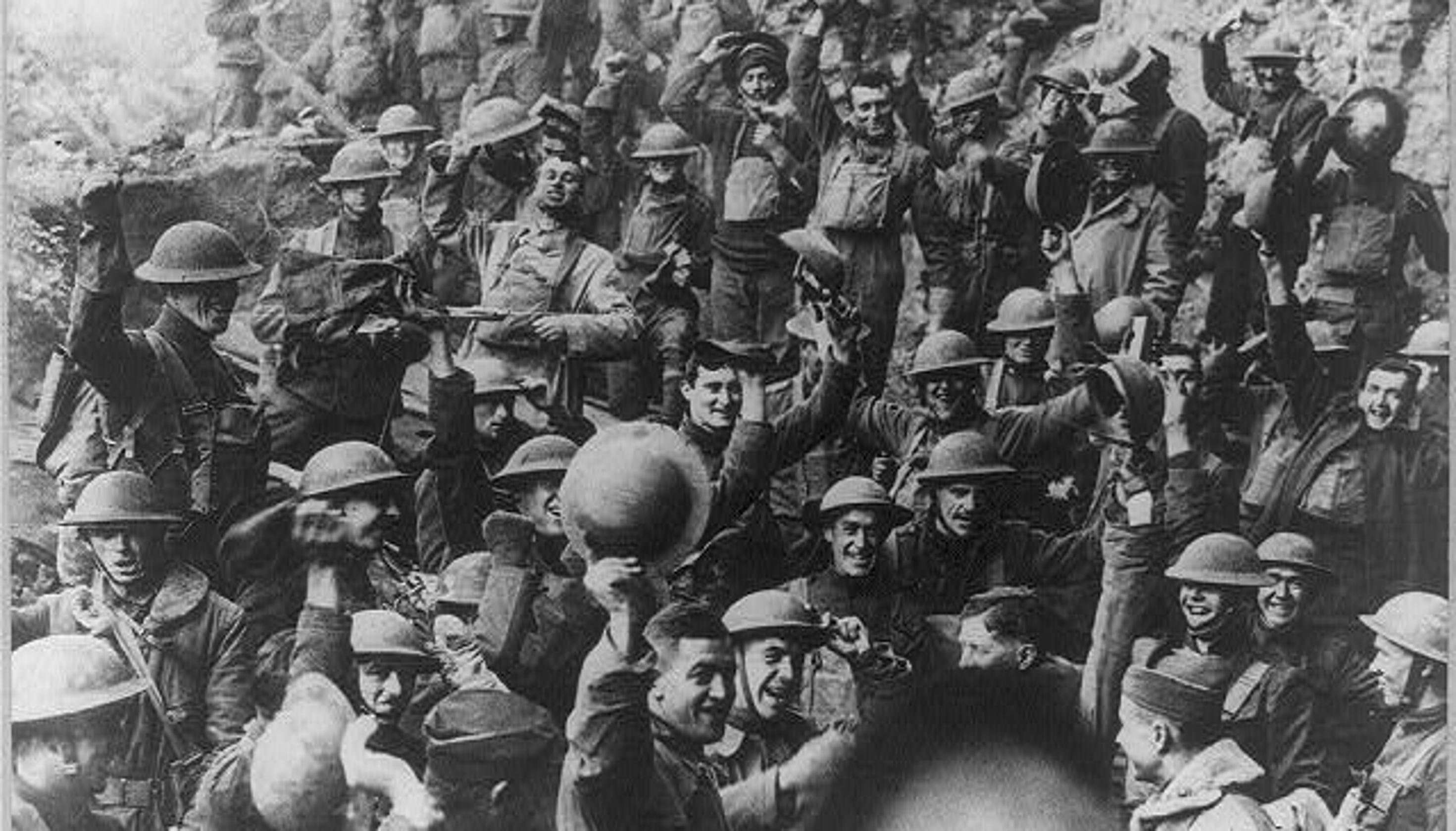 100th anniversary of Armistice Day
