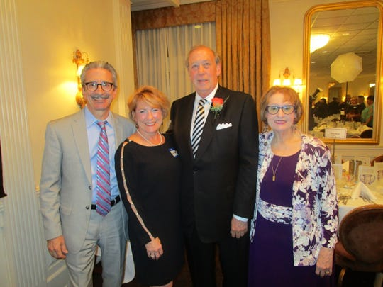 James Flachsenhaar, Elsie Meaux, Randy Haynie and Sheila Pritchett