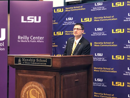 Mike Henderson, the director of LSU's Public Policy Research Lab, compared Tuesday's vote on fantasy sports to a similar vote on video poker in the 1990s.