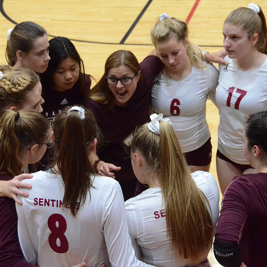 Charyl Stockwell's best volleyball season ends in regional final