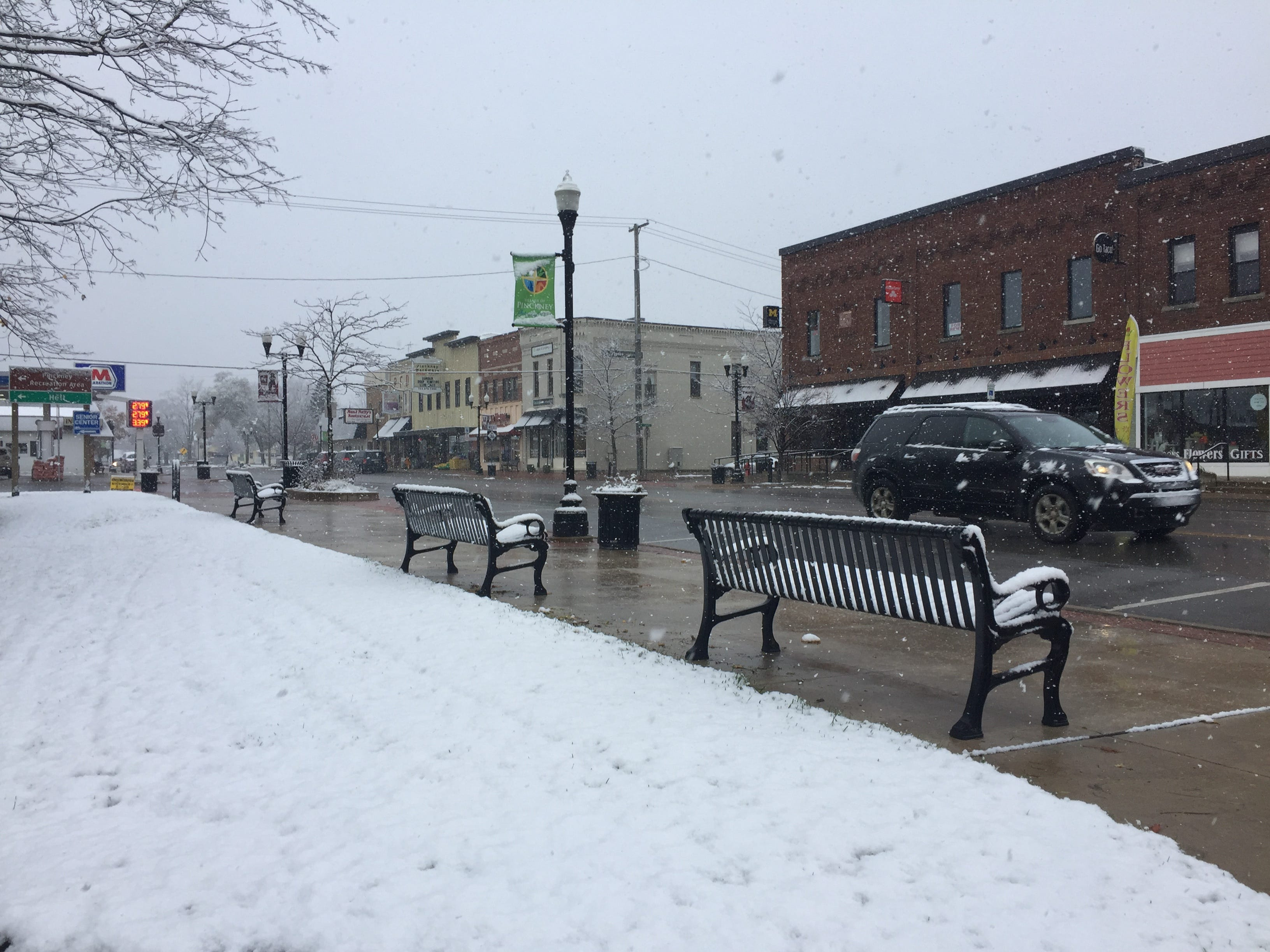 Up to 2 inches of snow expected to fall in Livingston County Friday