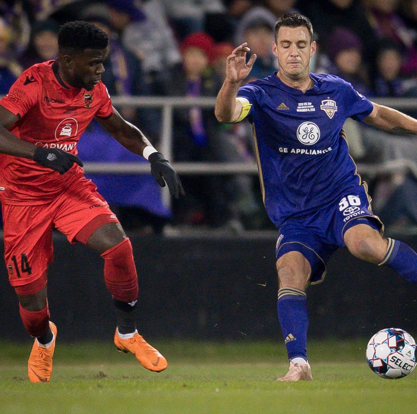 Louisville City FC wins second-straight USL Cup, beats Phoenix Rising FC