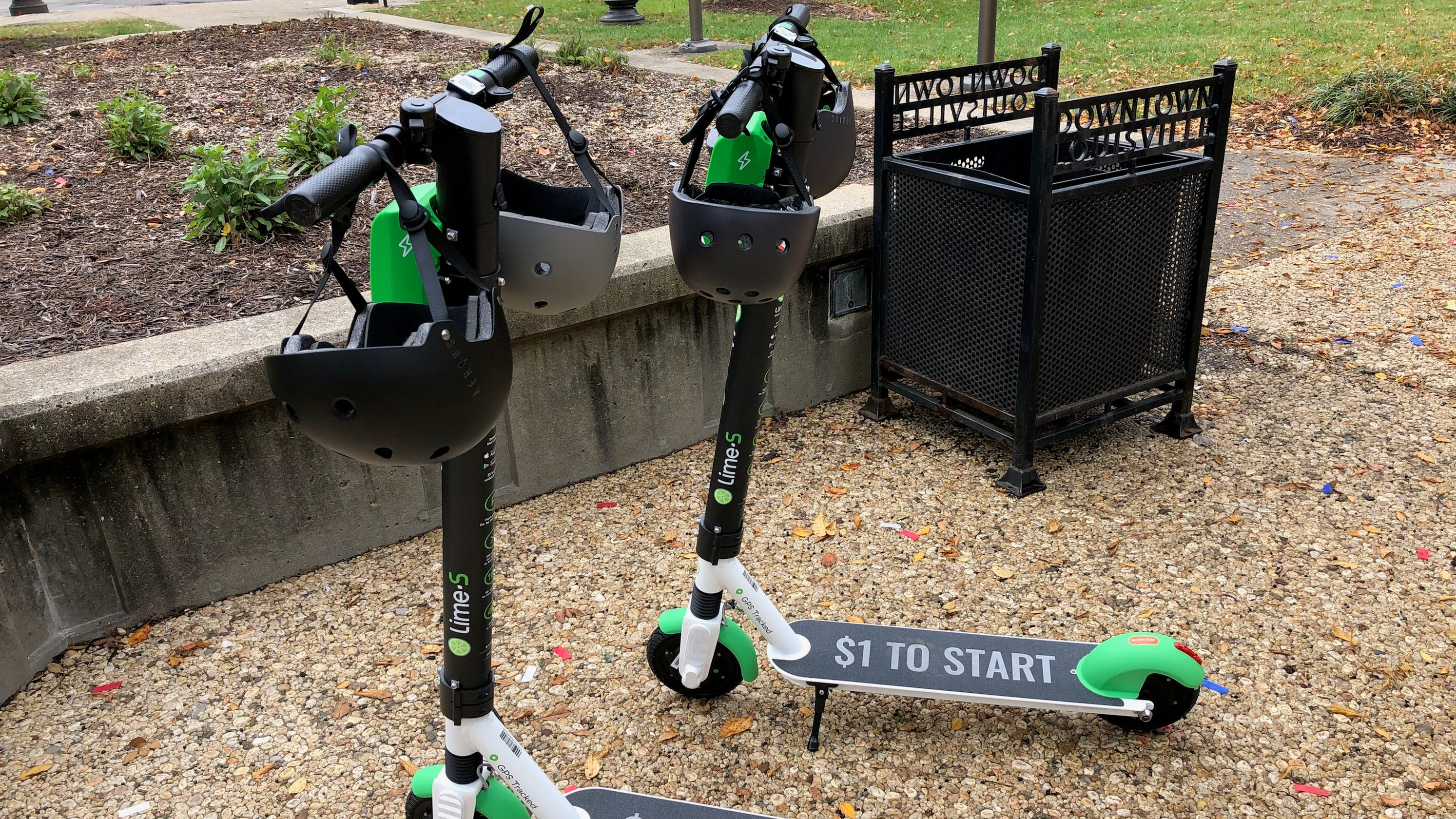 Louisville Bird, Lime may be joined by 5 dockless scooters — like Lyft