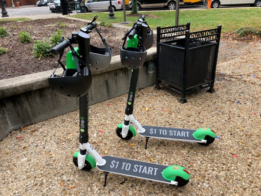 Lime Scooters Louisville