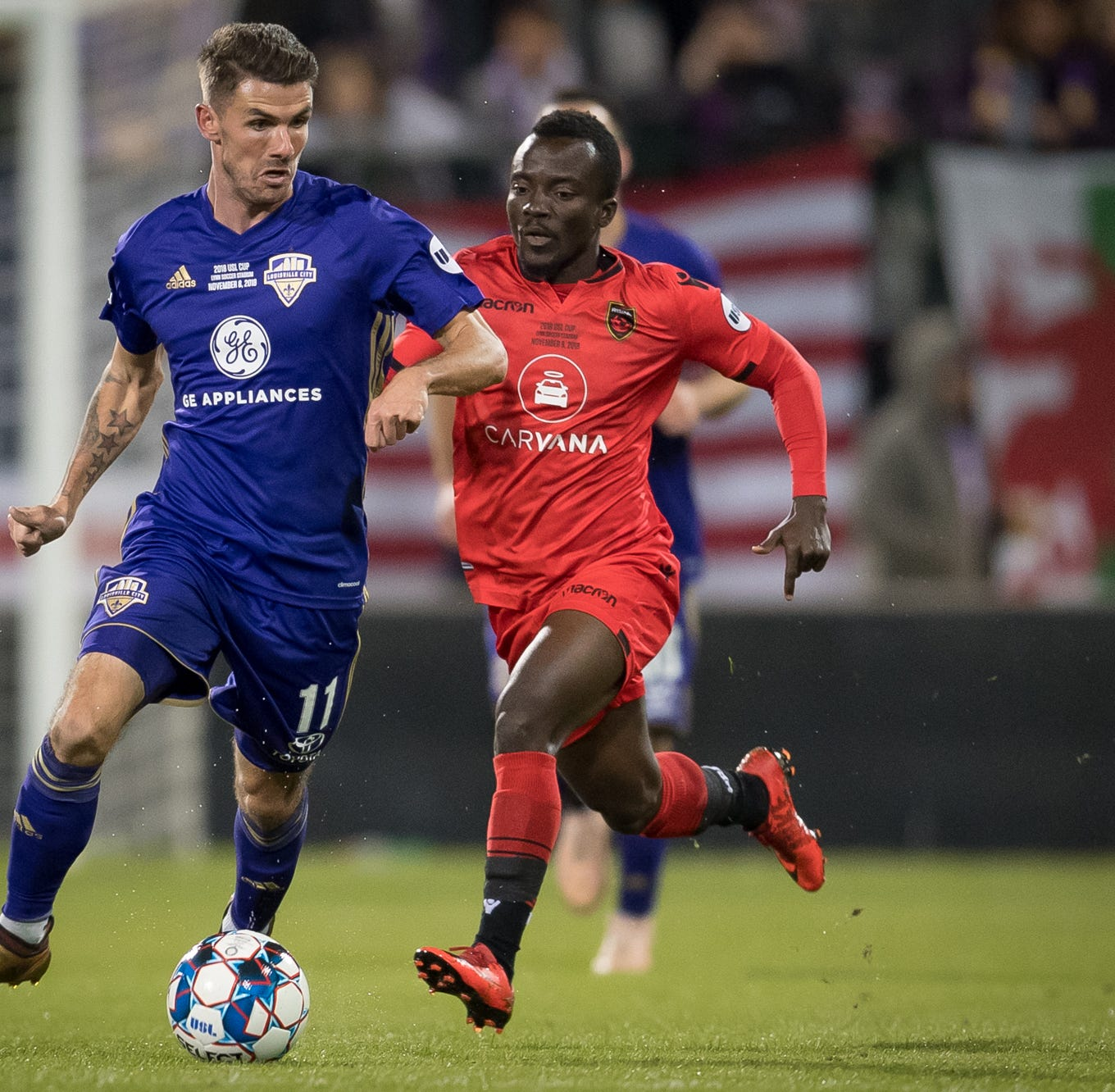 Louisville City FC beats Reading United AC, advances to U.S. Open Cup third round