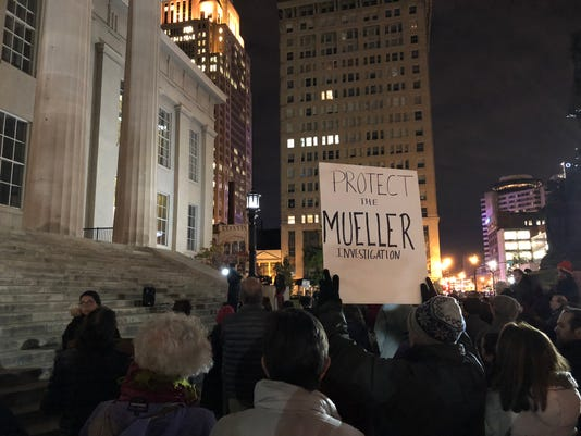 Louisville Jeff sessions protest