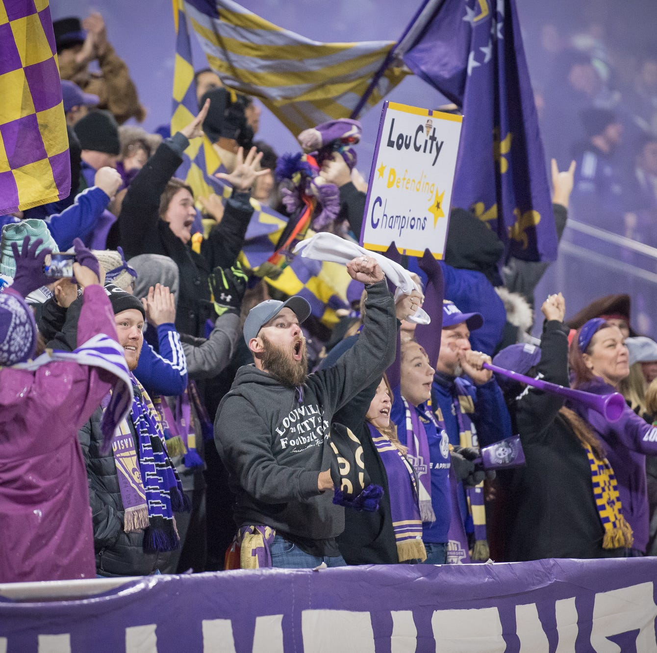 Are you ready to celebrate? Here's when you can party with LouCity