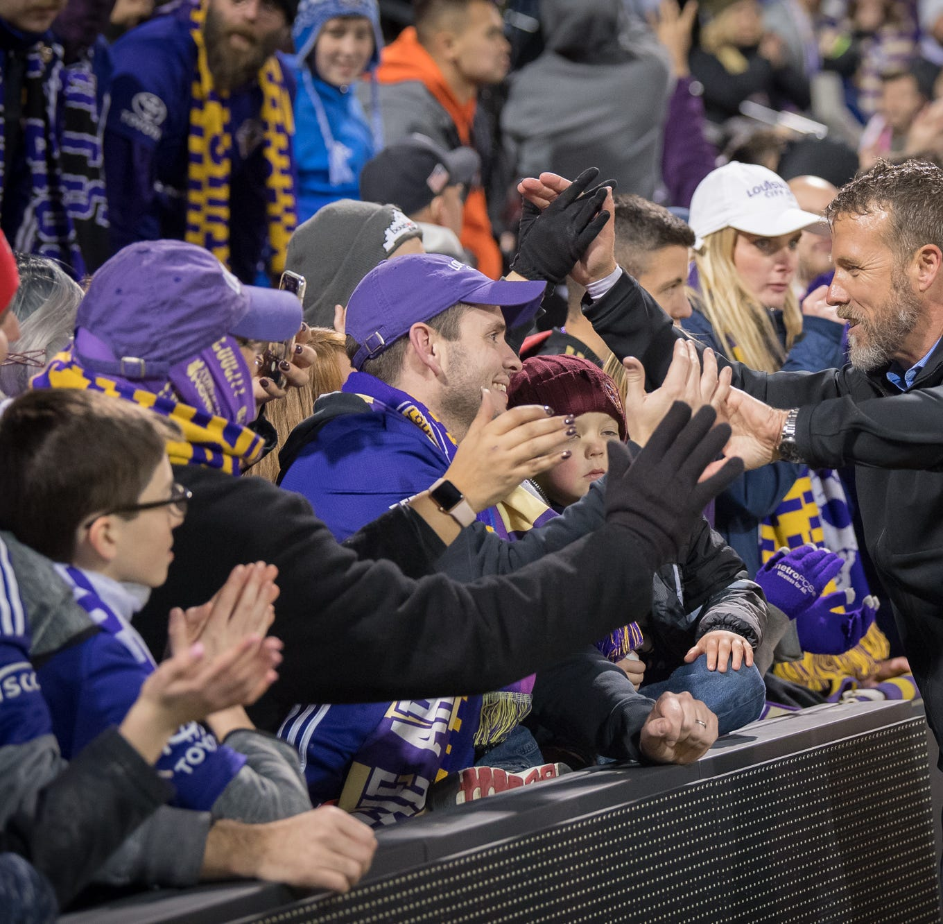Louisville City FC coach gives us his 3 favorite moments from this season