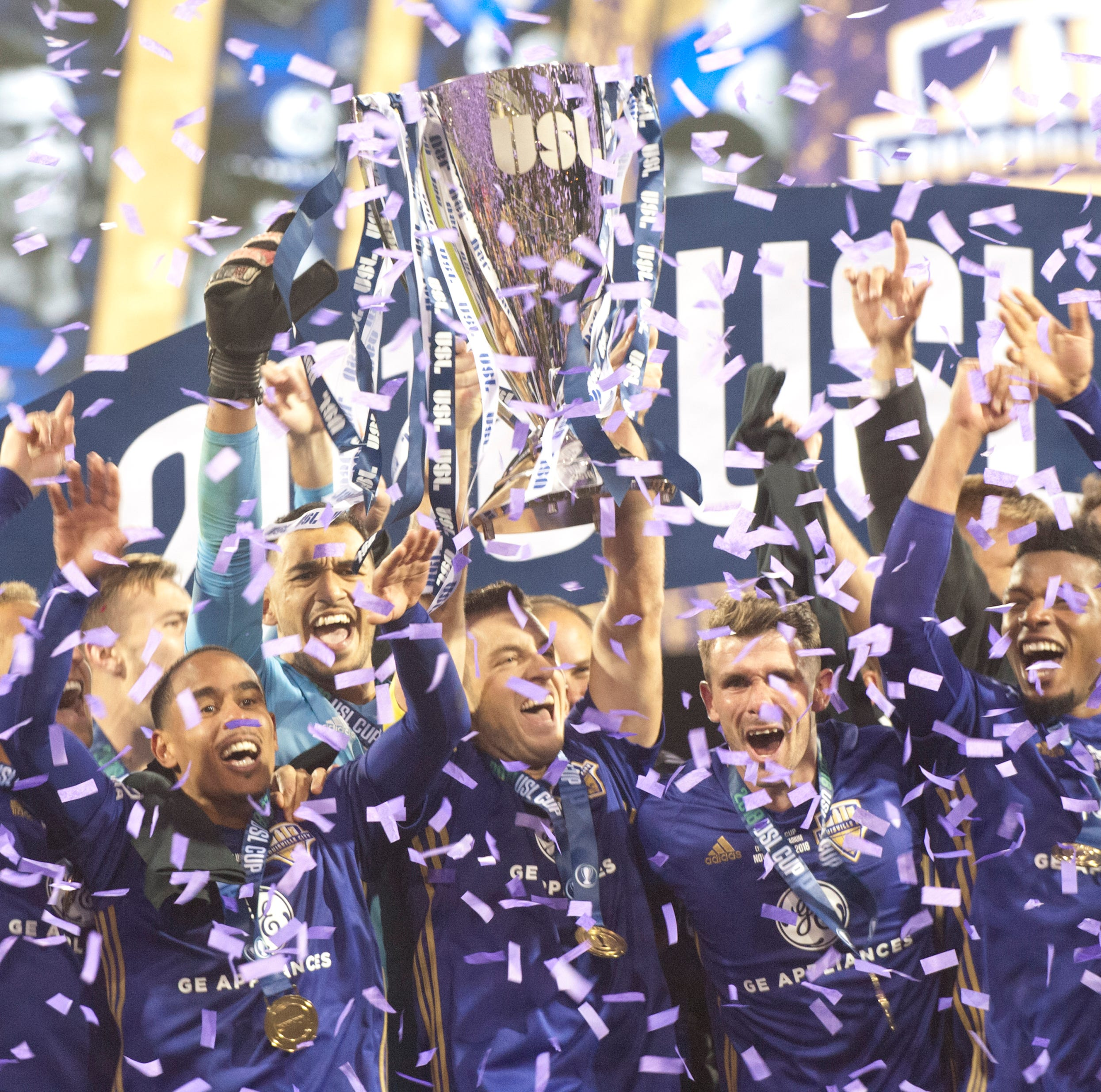 Louisville City FC roster tracker: Who's leaving? Who's coming back?
