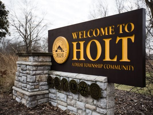 Holt has developed a winning reputation over the past three weeks. Two customers at a liquor store in this community purchased winning lottery tickets on Oct. 20 and Nov. 8.