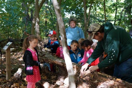 Ecocenterfieldtripoutdoorlearning