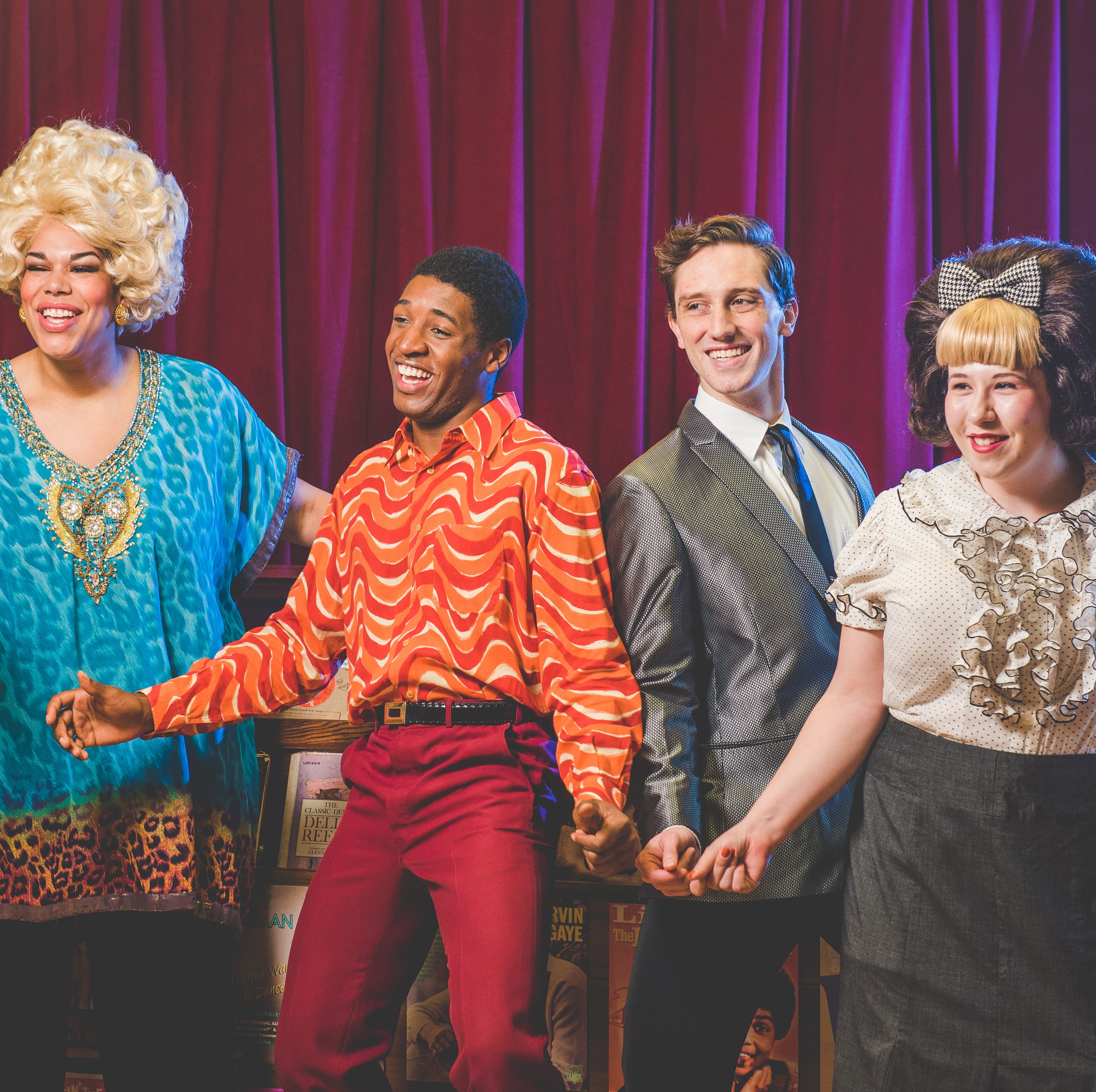 Skylight Music Theatre gives the holidays power and punch with the musical 'Hairspray'
