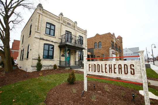 Fiddleheads has been expanding its footprint across the Milwaukee suburbs, including this cafe in Menomonee Falls. The company has set its sights on Shorewood, where it plans to open in late fall.