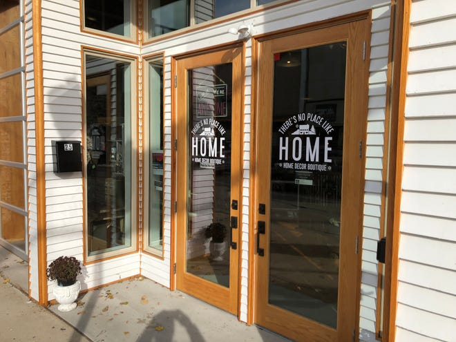 There's No Place Like Home moved to a new location in Oconomowoc recently.
