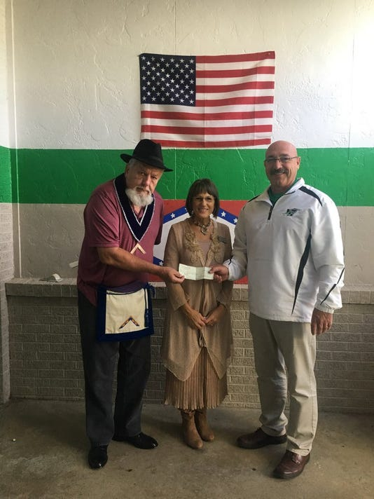 Lodge Donation