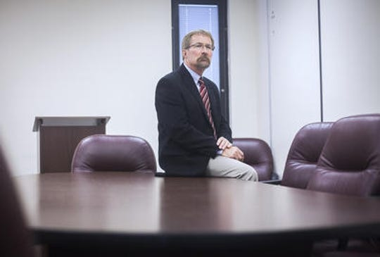 Delaware County Prosecutor Jeffrey Arnold