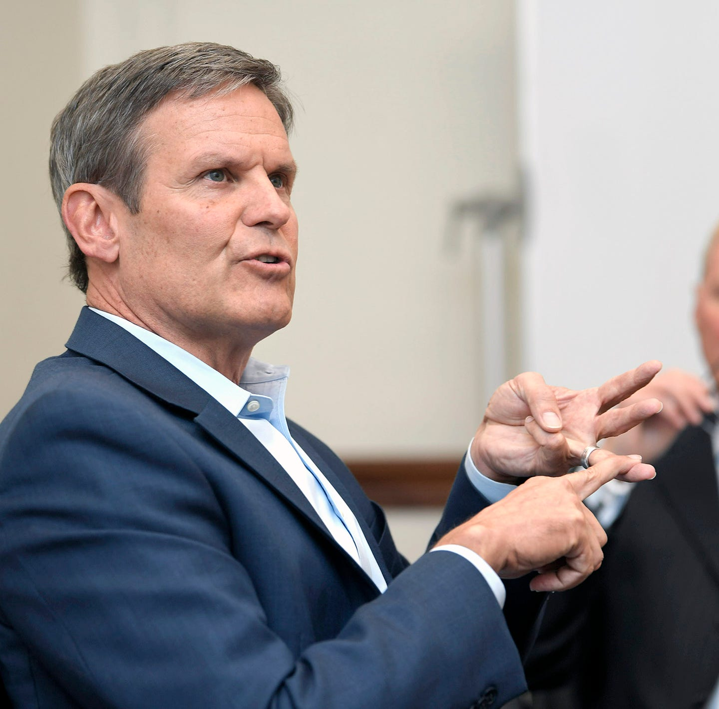 'I want input from folks all across the state': Inside Bill Lee's transition to office