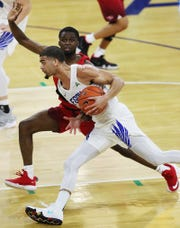 FGCU senior guard Haanif Cheatham and the Eagles look to fly the floor at every opportunity, no matter the foe.