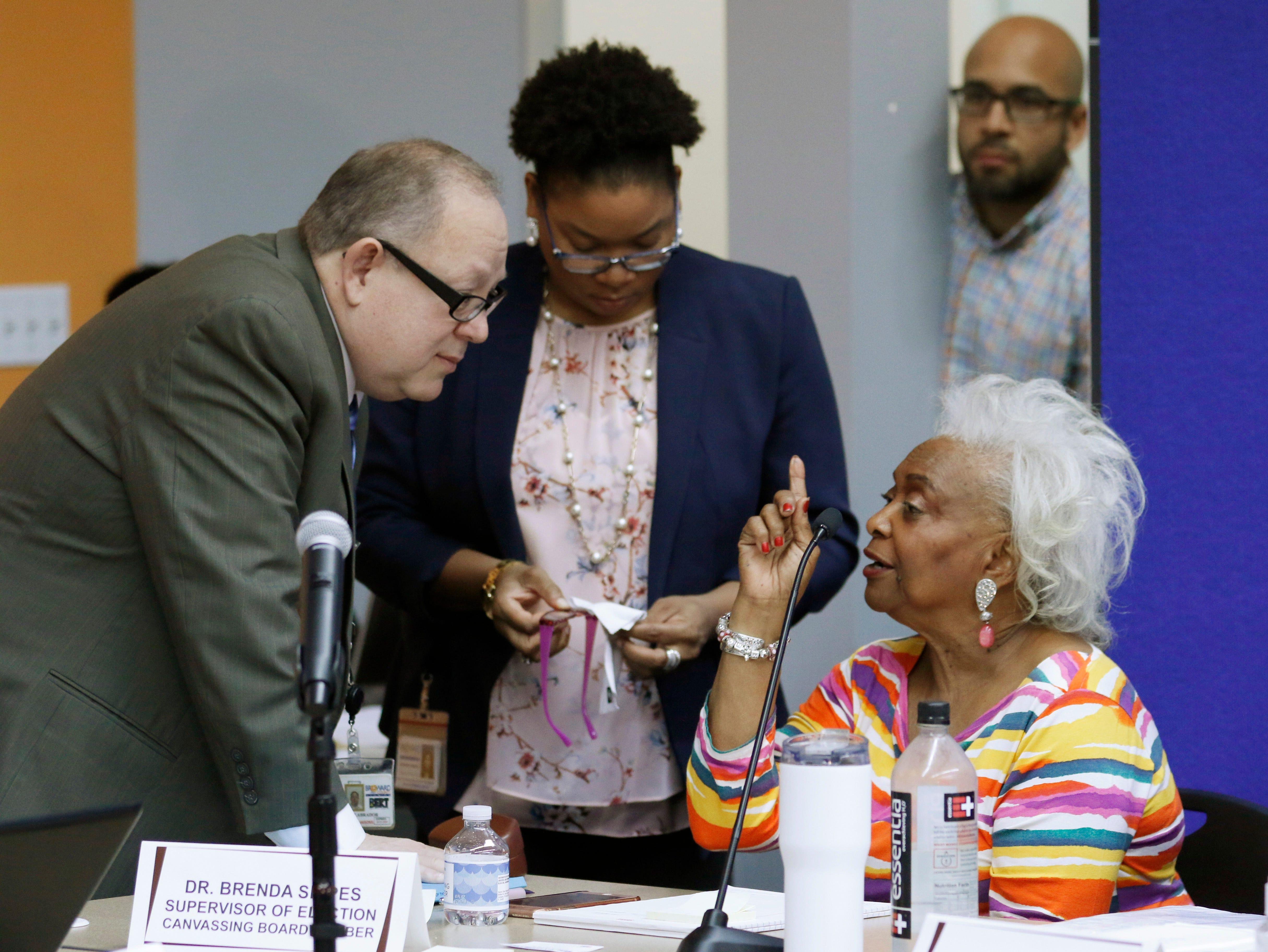Florida recounts stir unpleasant memories