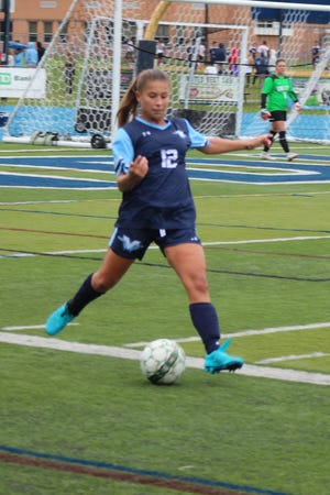 Courtney Dellerba and Wayne Valley were set to end the season Nov. 12 against Fair Lawn.