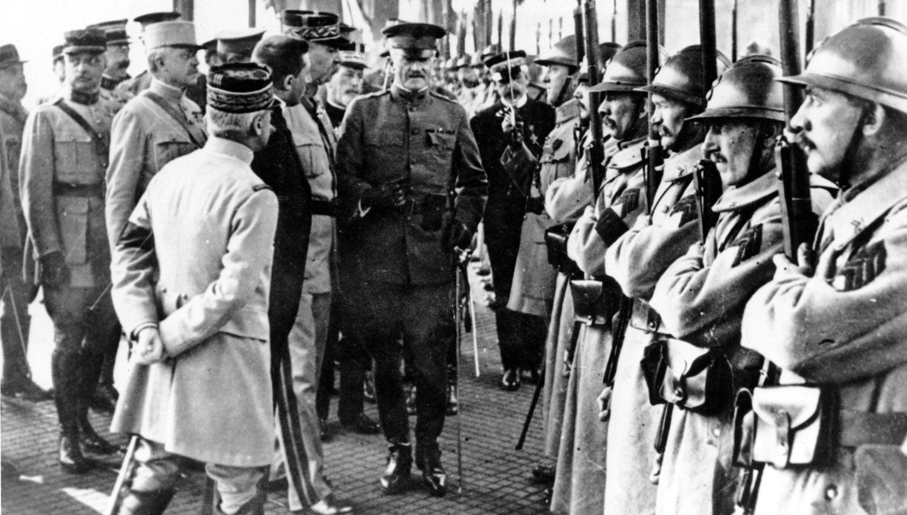 Six things to know about New Jersey's ties to World War I