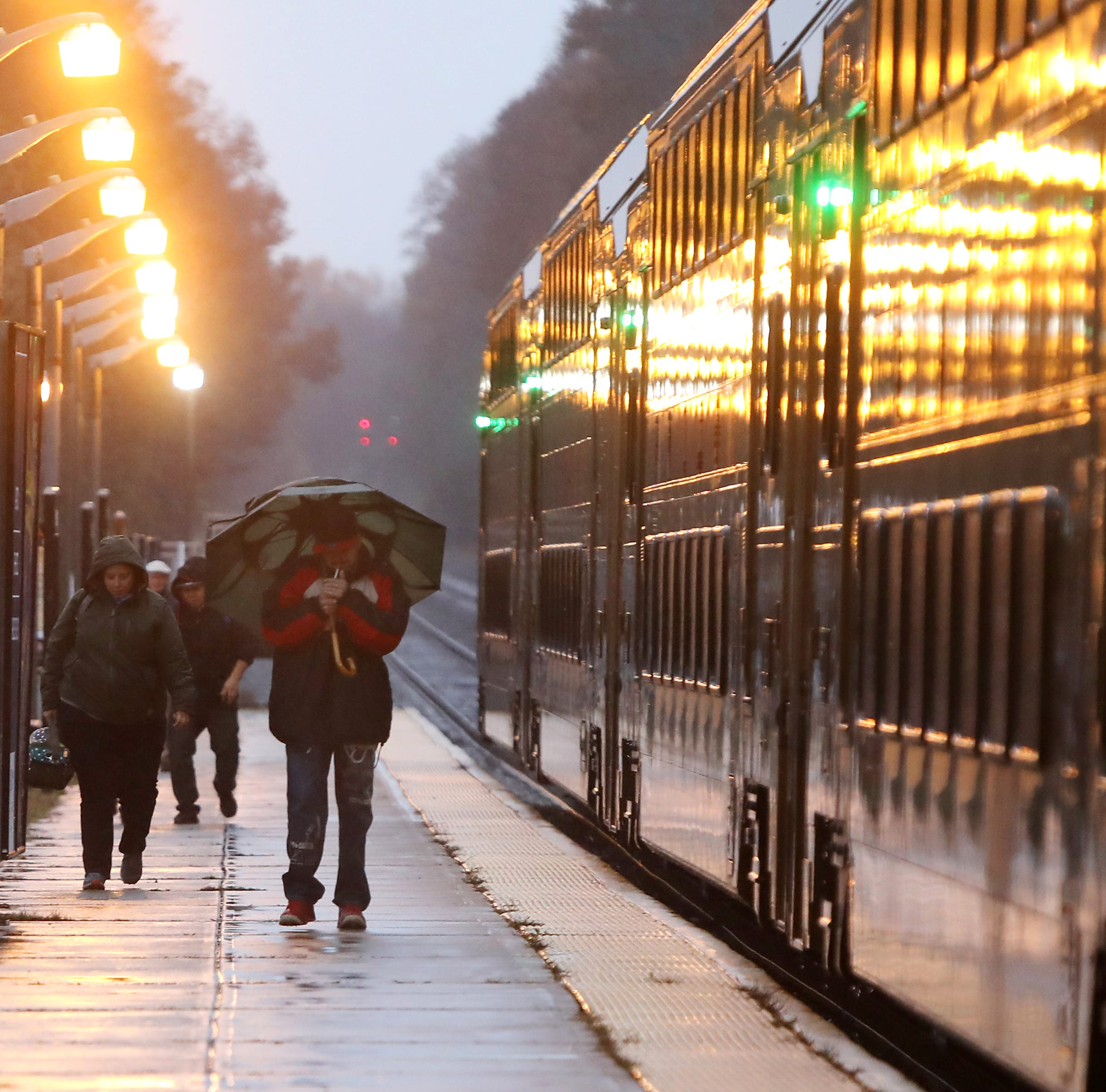 NJ weather: Heavy rain in forecast for morning commute; snow unlikely