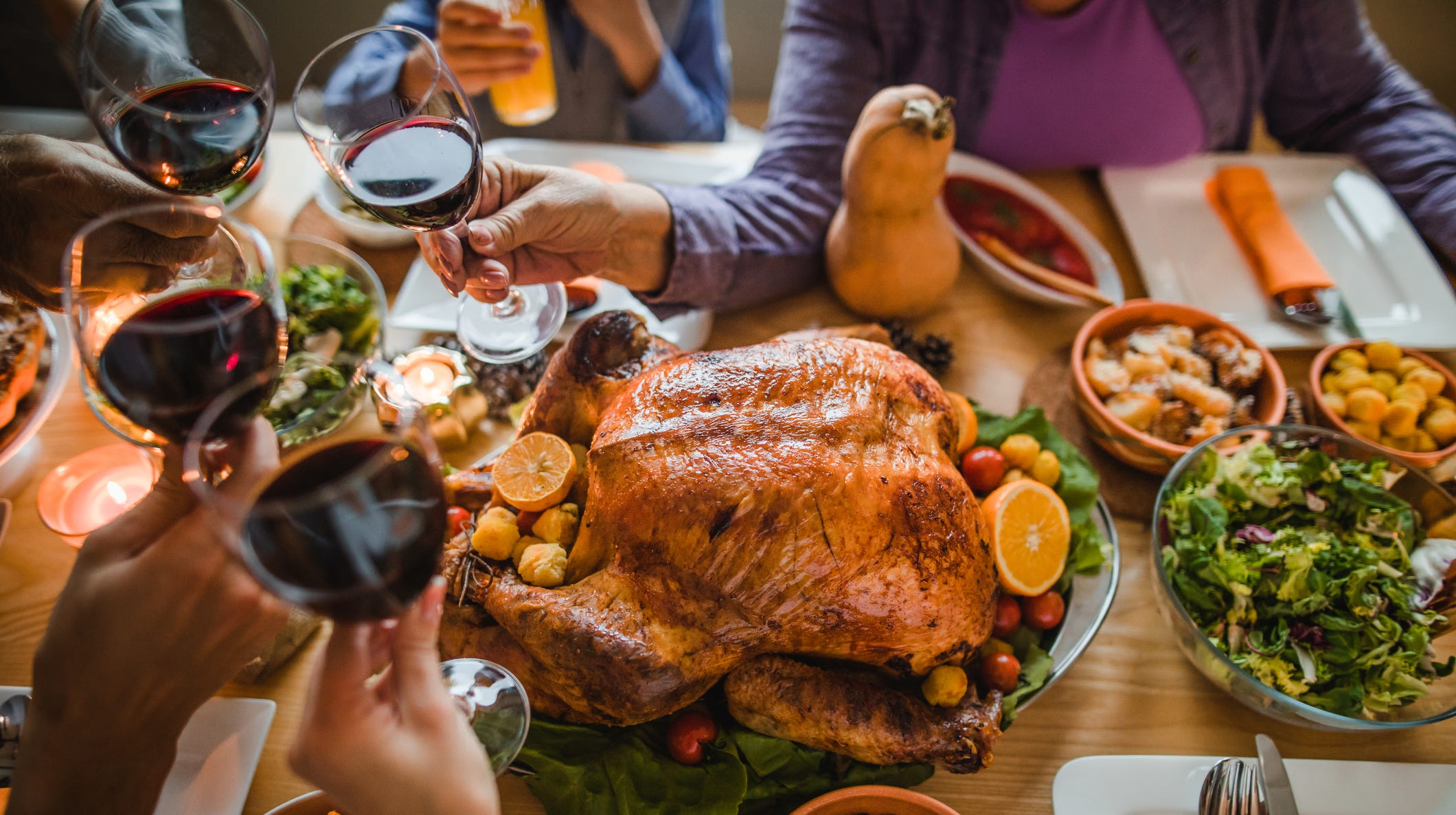 It's not just about the food, it's also about the mood. Here's how to make your Thanksgiving a truly joyous event.