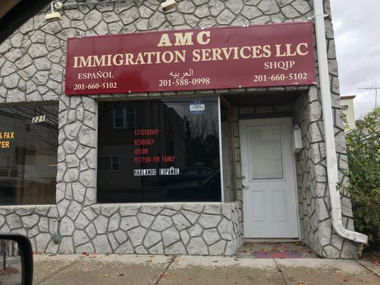 AMC Immigration Services in Garfield