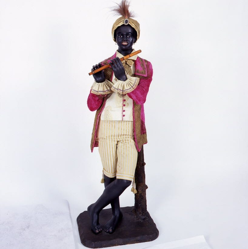 Mechanical figures mesmerize at the Morris Museum