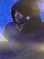 John Terrell Wiley, 33, of Englewood, is suspected of committing two armed robberies and two car thefts.