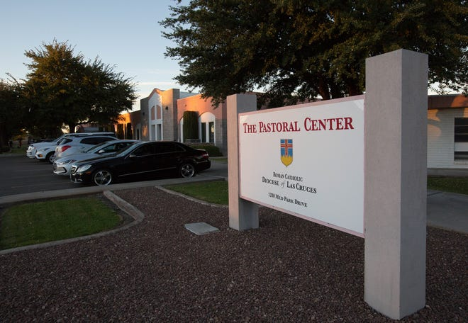 The Pastoral Center of the Las Cruces Diocese.