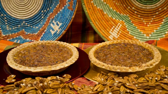 The Ol' Gringo Chile Company and Ándele Restaurant will offer their famous pecan pies.