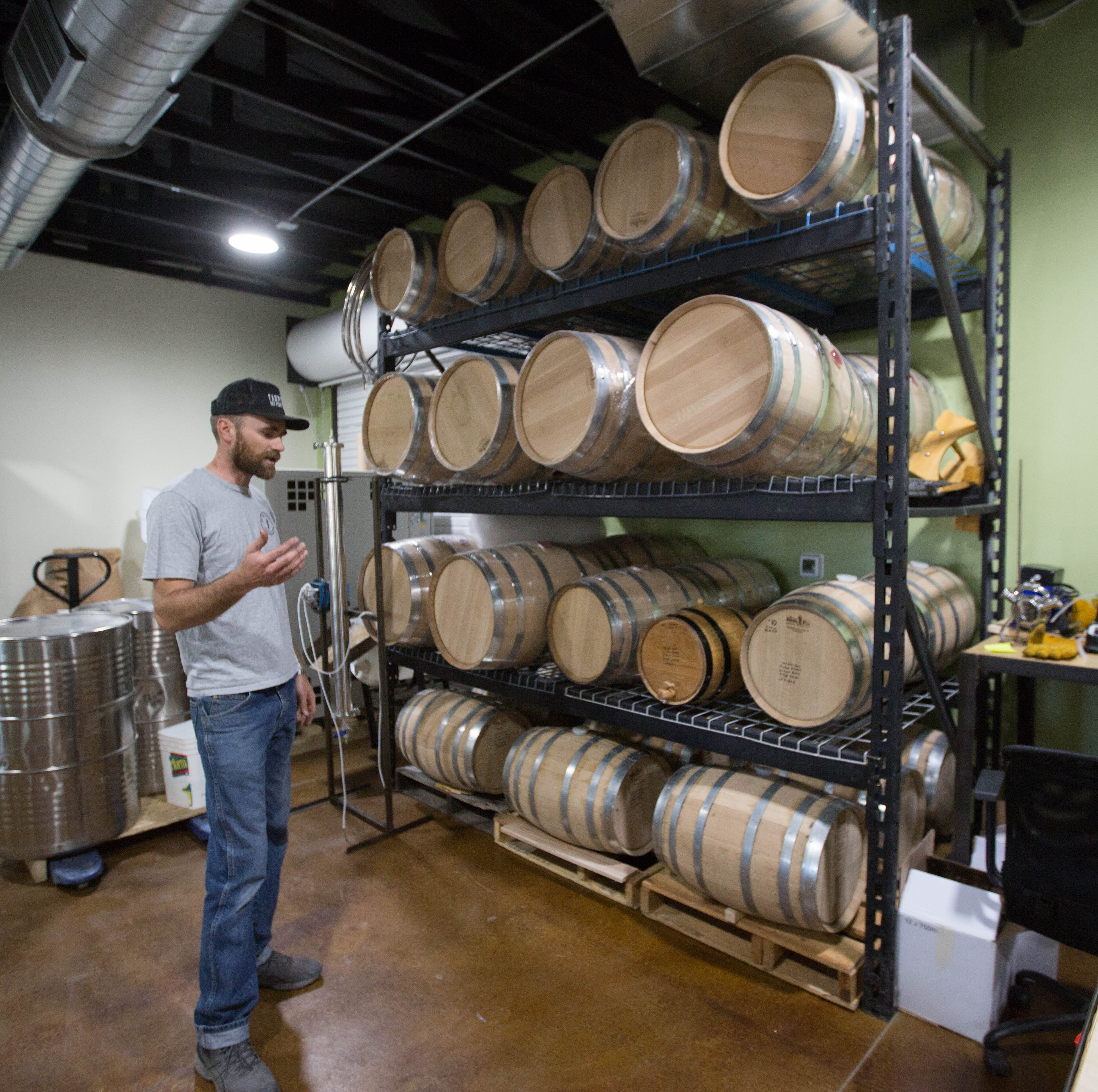 Dry Point Distillery bottles the flavors of the Rio Grande region