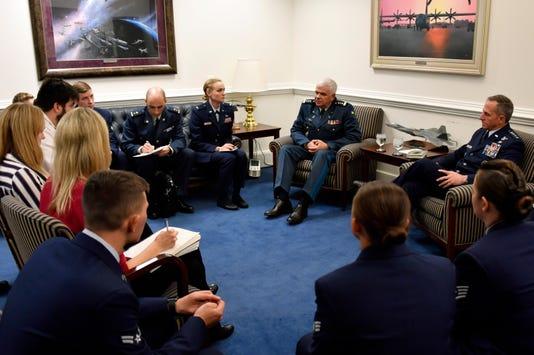 Air Force Memorial Tour