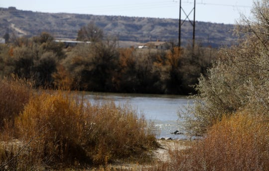 The San Juan River is one of the tributaries of the Colorado River, which supplies water to approximately 40 million people.