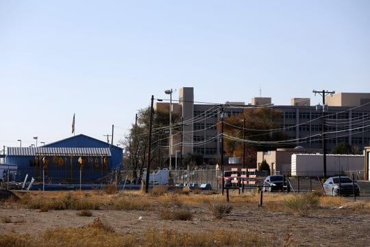 Farmington's Animas District, seen on Friday, Nov. 9, 2018, may be put forth as a possible home to a new film studio. The area is one of San Juan County's opportunity zones and the city has acquired land there.
