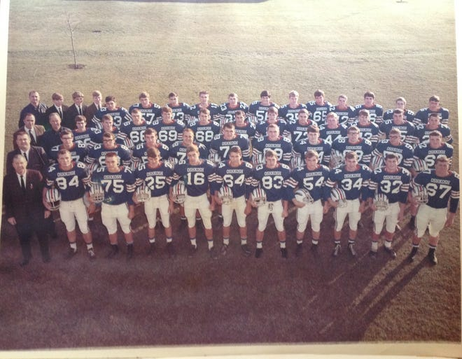 The 1968 Oshkosh Indian finished the season undefeated and with a state title.