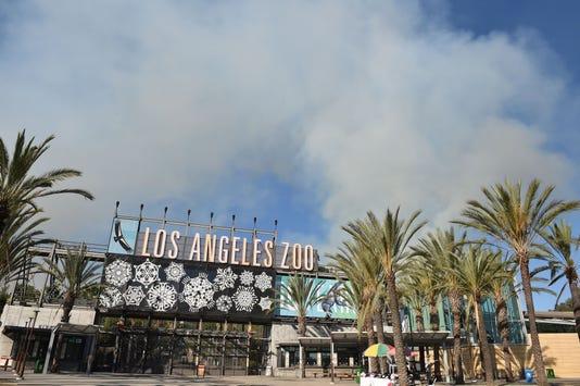 Us Fire California Environment Eather