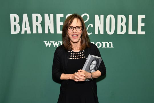 """""""In Pieces"""" is """"my own exploration of something that I needed to find,"""" Sally Field says."""