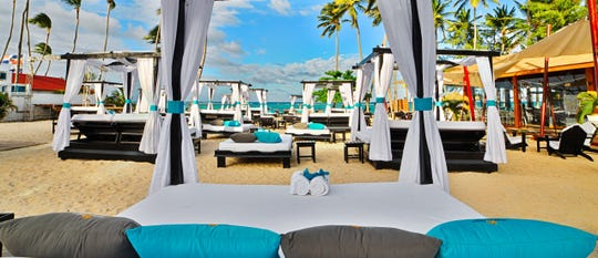 The Presidential Suites Punta Cana is one of the destinations available through Cheap Caribbean