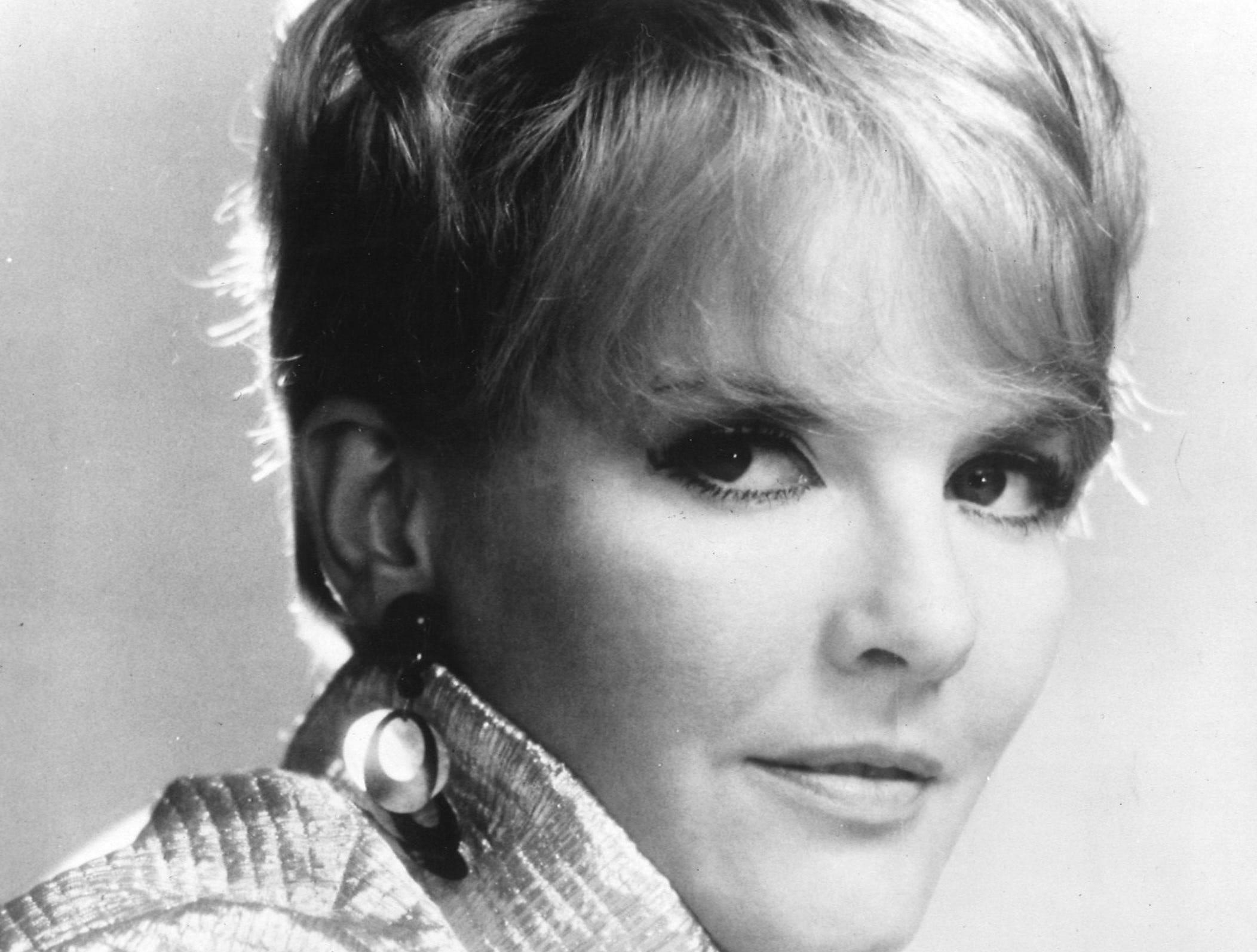 Petula Clark in 1967.