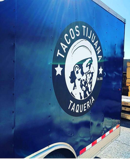 Tacos Tijuana Trailer