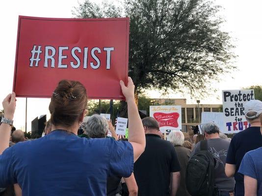Mueller rally