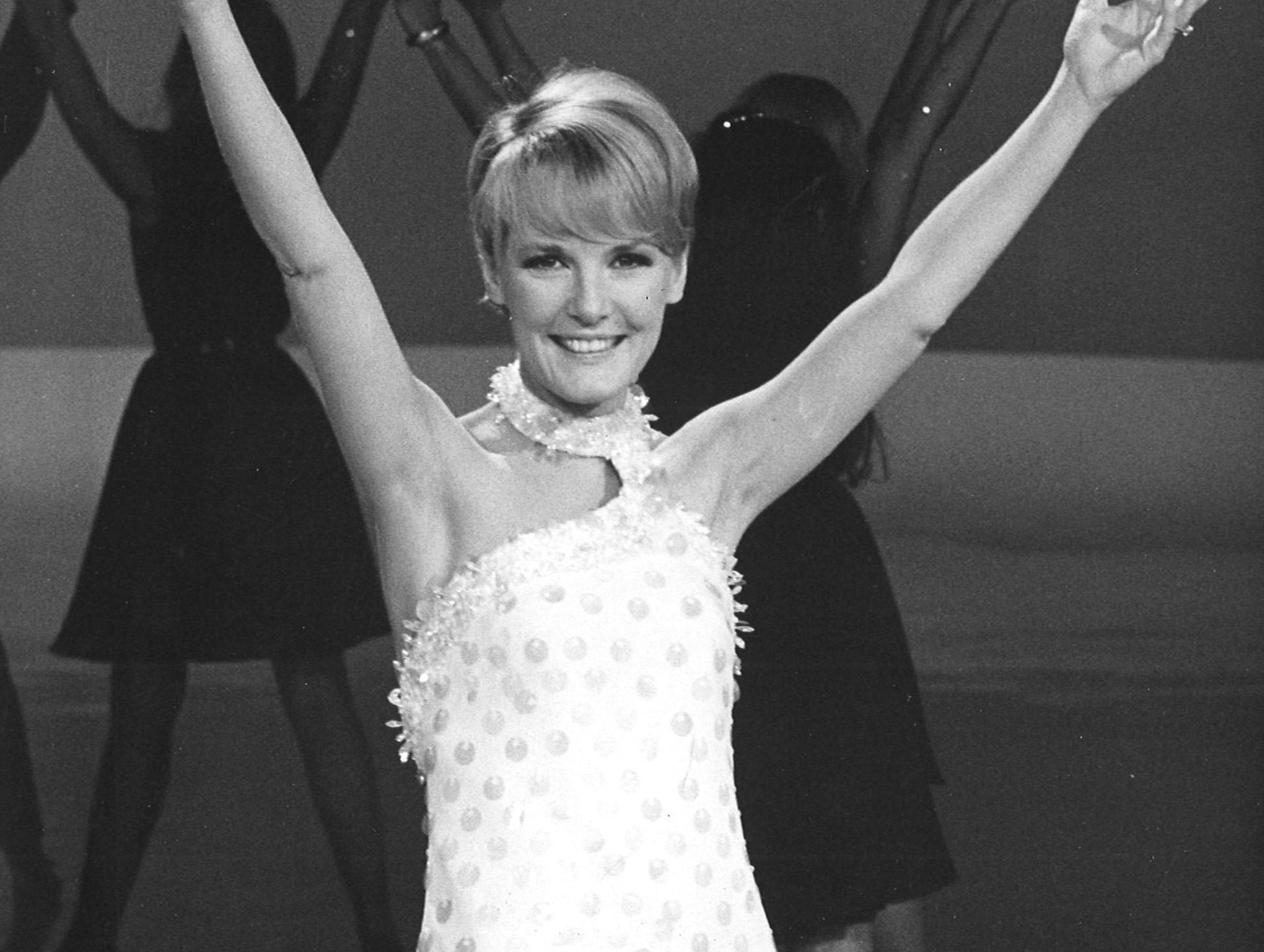 Petula Clark is not nostalgic for the '60s.