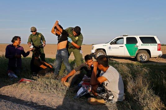 Se Refuerza La Seguridad En La Frontera Con M Xico