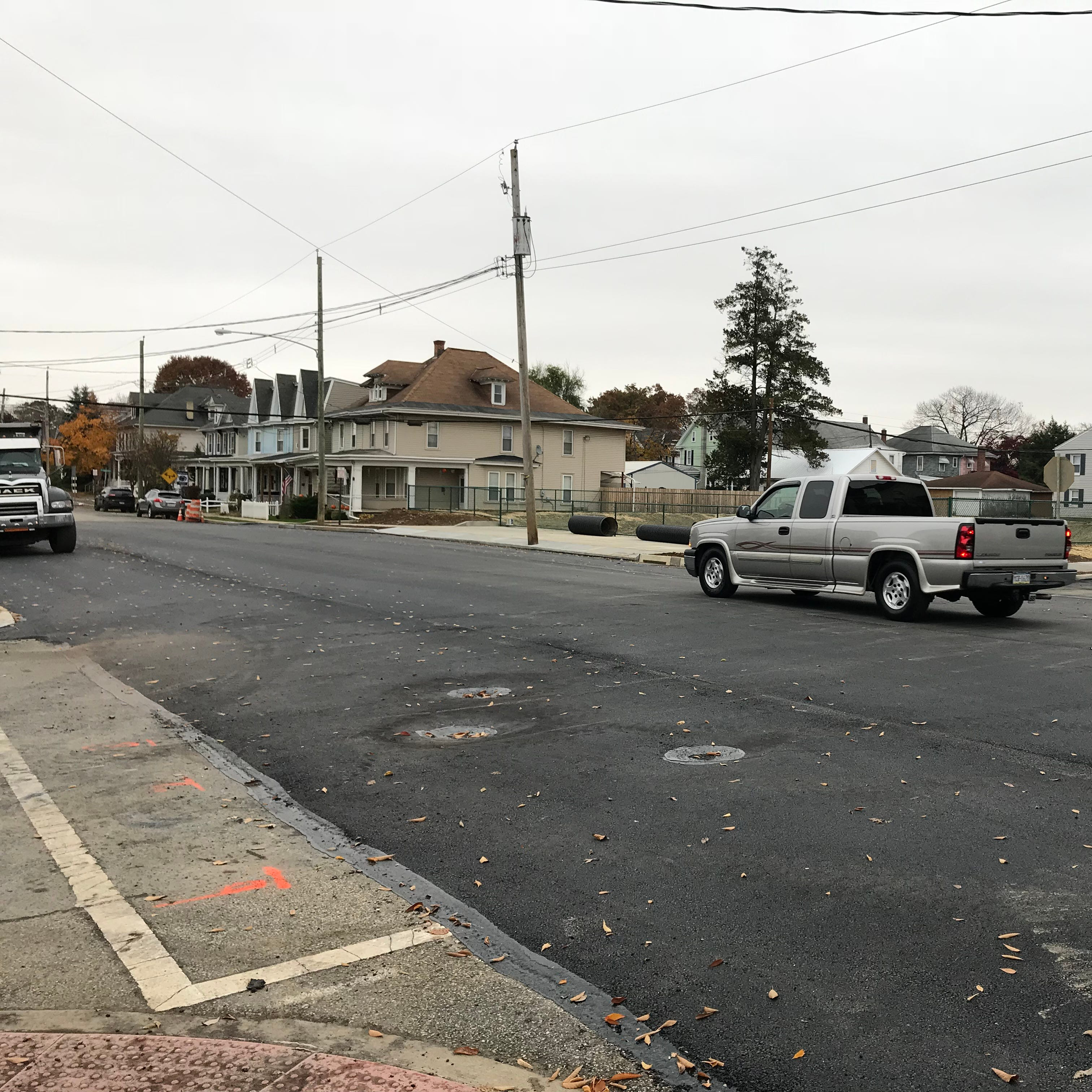 Cherry Street in Palmyra re-opened to traffic after a 4-year closure