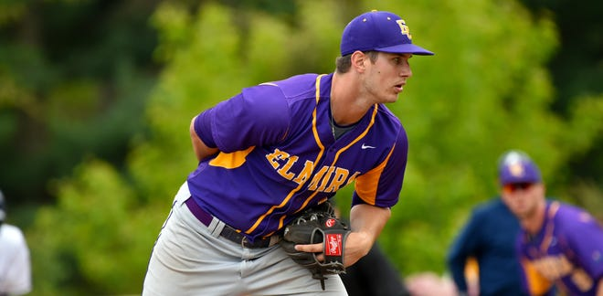 Cedar Crest grad Conor Bawiec signed on Monday to play professional baseball on the independent circuit.